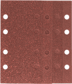 Bosch Sanding Paper Set 93x185 mm K40, K60, K80, K120 (25x)