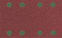 Bosch sanding strip K80 80x133 mm (10x)
