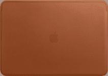"Apple MacBook Pro 15"" Leather Sleeve Saddle Brown"
