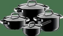 Batterie de cuisine WMF FusionTec Mineral 4 pièces