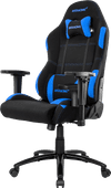 AKRacing, Gaming Chair Core EX Wide -  Zwart / Blauw