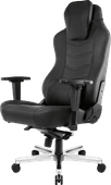 AKRacing, Gaming Chair Office - PU Leather Onyx / Zwart