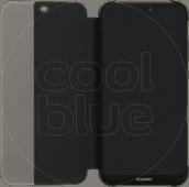 Huawei P20 Lite Flip Cover Book Case Zwart