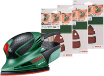 Bosch PSM 100 A + 30 sanding sheets