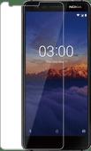 Azuri Protège-écran en Verre trempé pour Nokia 3.1
