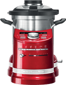 KitchenAid Artisan Cook Processor Emperor Red