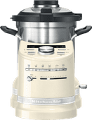 KitchenAid Artisan Cook Processor Almond White