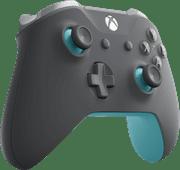 Microsoft Xbox One Manette Sans Fil Gris/Bleu