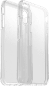 Otterbox Symmetry Clear Apple iPhone XS Max Back Cover Transparant
