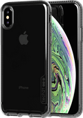 Tech21 Pure Carbon Apple iPhone X / Xs Back Cover Black / Transparent