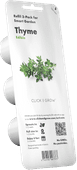 Thyme Refill 3-Pack voor Smart Garden