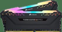 Corsair Vengeance RGB Pro 16GB DDR4 DIMM 2666 Mhz/16 (2x8GB) Black