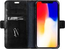 DBramante1928 Copenhagen Apple iPhone Xr Book Case Black