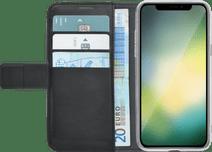 Azuri Wallet Magnet Apple iPhone Xr Book Case Black
