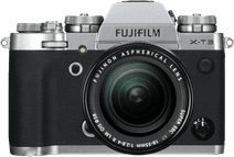 Fujifilm X-T3 Argent + XF 18-55mm f/2.8-4.0 R LM OIS