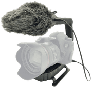 Sevenoak Poignée avec Microphone MicRig