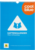 Calendrier Chats Coolblue