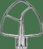 KitchenAid 5KSM5THFBSS Platte menghaak RVS