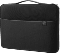 HP 15.6 '' Carry Sleeve Black / Silver