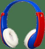JVC HA-KD9BT Rouge/Bleu