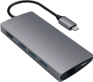 Satechi USB-C to USB-A, Ethernet, and HDMI Cable Converter