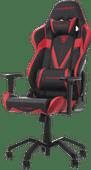 DXRacer VALKYRIE Gaming Chair Zwart/Rood