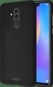 Azuri Flexible Sand Huawei Mate 20 Lite Back Cover Zwart