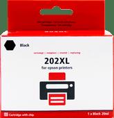 Pixeljet 202XL Cartouches Noir