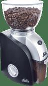 Solis Scala Plus Black Coffee Grinder