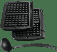 Tefal Snacking & Baking XA7238 wafel accessoire