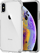 Spigen Ultra Hybrid Back cover Apple iPhone Xs/X Transparent