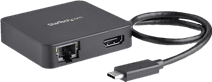 Startech Usb c to HDMI, Usb and Ethernet Cable Converter