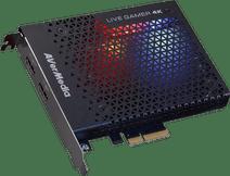 AVerMedia Live Gamer Capteur de jeux 4K GC573 PCI-E