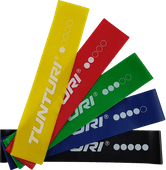 Tunturi Mini Resistance Band Set 5stuks
