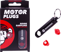 Thunderplugs Motorplugs Bouchons d'oreilles