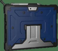 UAG Metropolis Microsoft Surface Go Book Case Bleu