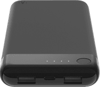 Belkin BoostCharge Lightning Powerbank 10,000 mAh Black