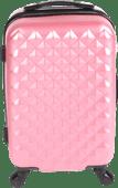 Adventure Bags Edge Valise à 4 roulettes 54 cm Rose