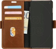 DBramante1928 Copenhagen Samsung Galaxy S10 Book Case Brown