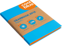 Yearbook Coolblue 2018