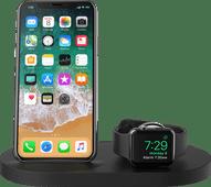 Belkin Boost Up Draadloze Oplader met USB A Poort iPhone/Apple Watch Zwart