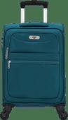 SININ Soft Valise à 4 Roulettes 55 cm Bleu