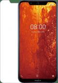 Azuri Protège-écran en Verre trempé pour Nokia 8.1