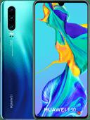Huawei P30 Bleu