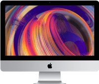 "Apple iMac 21.5 ""(2019) MRT32FN / A 3.6Ghz 4K Azerty"
