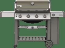 Weber Genesis II E-410 GBS Gray