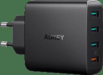 Aukey Chargeur sans Câble 4 ports USB 18 W Quick Charge 3.0
