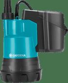 Gardena Submersible pump 2000/2 Li-18 set