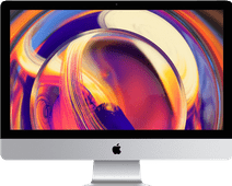 "Apple iMac 27"" (2019) 16 Go / 512 Go 3,7 GHz Azerty"