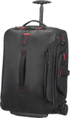 Samsonite Paradiver Light Duffle Wheels Backpack 51L Black